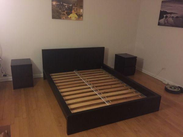 genue ikea the complete bedroom set queen furniture in melrose