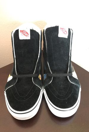 Mickey Mouse Vans Size 9
