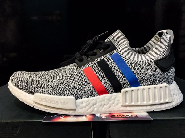 d74659803 Adidas NMD R1 Nomad BB2885 Black Red size 11 13
