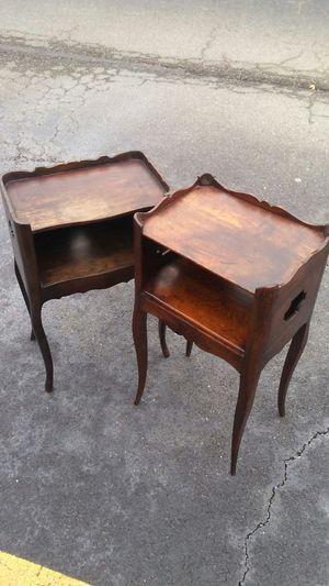 1920's Antique Nesting Tables