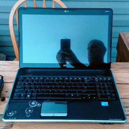 Clean UK Used HP Pavilion Dv7 320gb/4gb 17 inch | Laptops For sale at