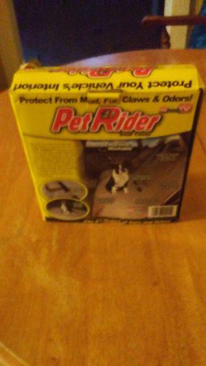 Pet rider as seen on tv