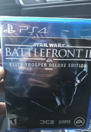 Brand New Star Wars Elite Trooper deluxe Edition