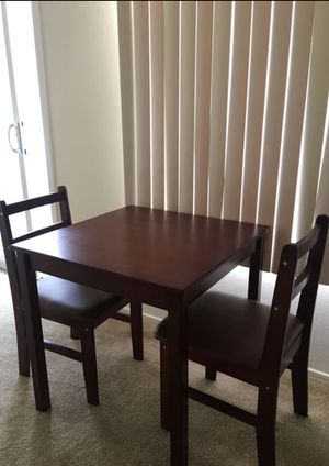 New and used dining tables for sale offerup 32x32 29 dining table with 2 chairs sxxofo