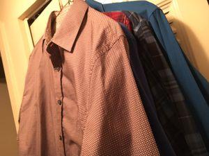 Men's Shirts - size 15 1/2