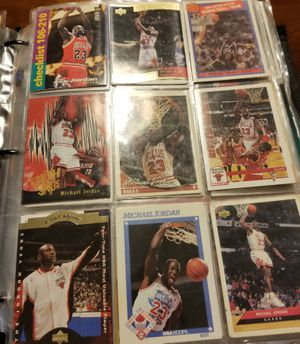 Basketball Cards from the 80's and 90's