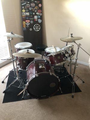 6-Piece Drumset