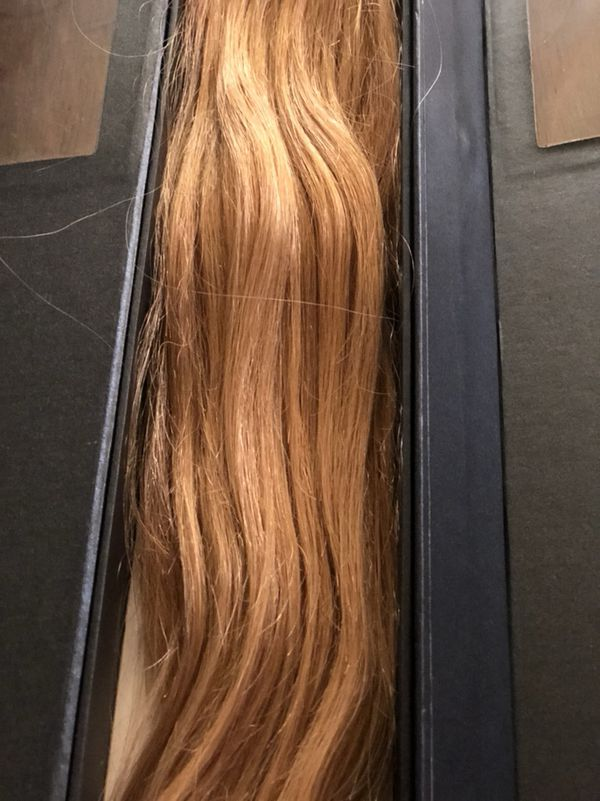 7 Pieces Hair Extensions 100 Remy Human Hair 22 Inches 120 Grams