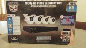 NIGHT OWL 1080P HD SECURITY DVR