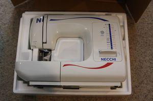 Necchi Sewing Machine. New