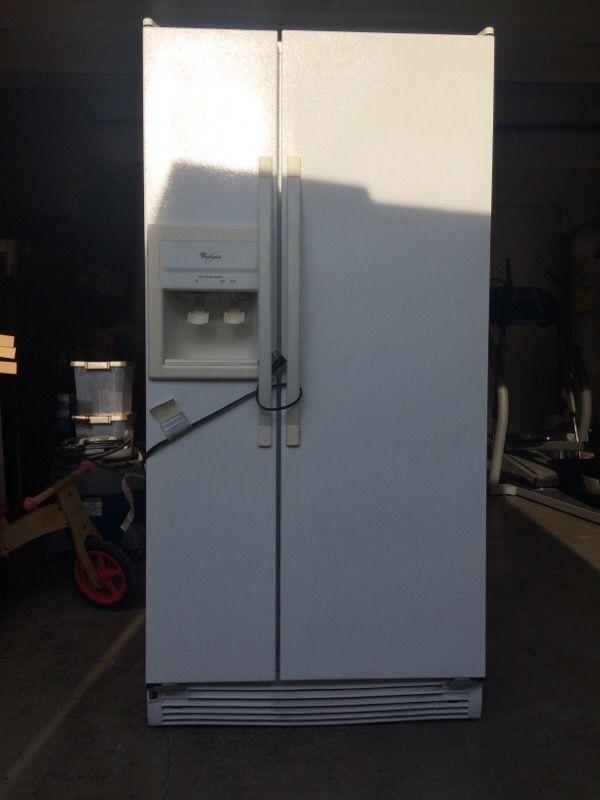 Whirlpool Refrigerator Appliances In Lake Stevens Wa