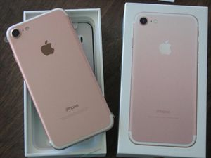 iPhone 7 Rose Gold - 32 GB Unlocked