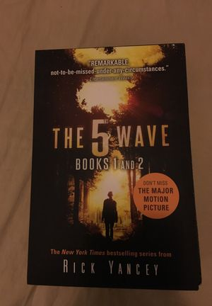 The 5th wave books 1 and 2