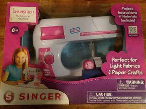 Kids singer sewing machine new in box