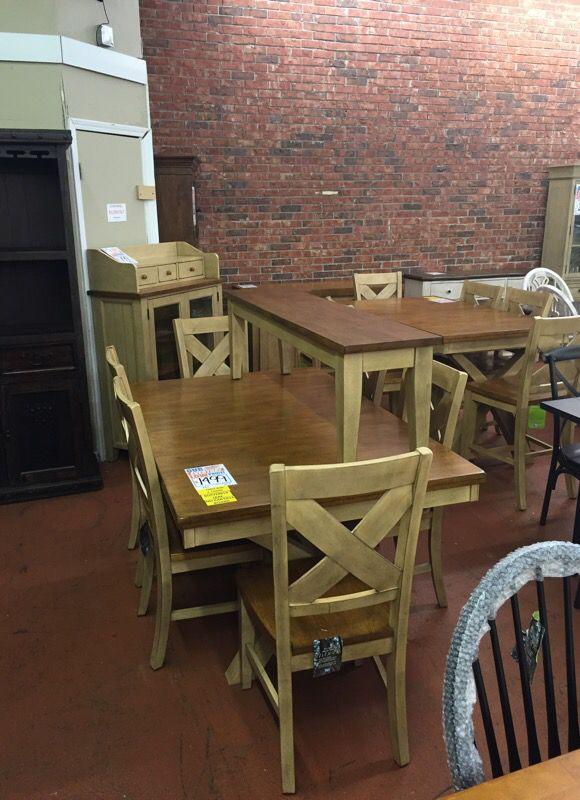 Tei Quinton Dining Set Furniture In Greenville SC