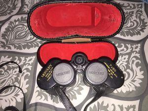 Mercury binoculars