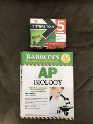 AP Biology Test Guide and Flashcards