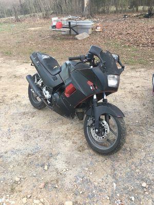 2001 Kawasaki 250r