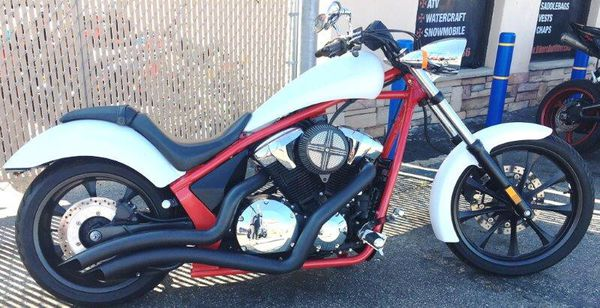 2014 Honda Fury-Only 2900 miles (Motorcycles) in Chelsea, MA - OfferUp