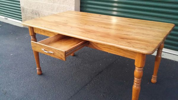 Oak Table Columbia Sc ~ Oak desk furniture in columbia sc offerup