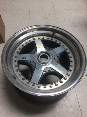 Bbs RF Design 5000 Wheels