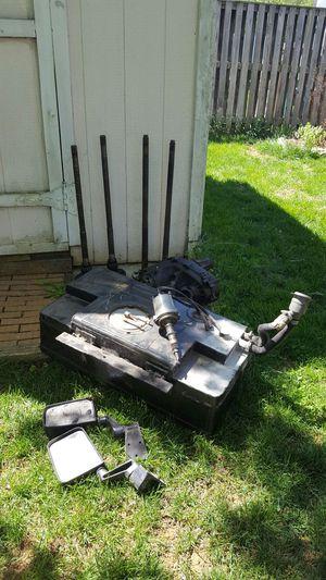 Jeep Wrangler parts, used