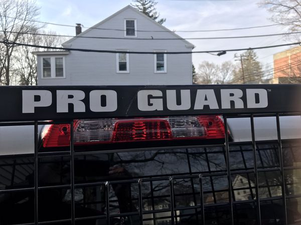 Pro Guard Stk Prorack Cab Protection Free Bed Line 6 5