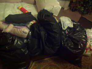Do you send clothes back to your country? Or have a large family? I have clothes for u