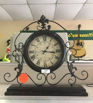 Big Decorative Table Clock