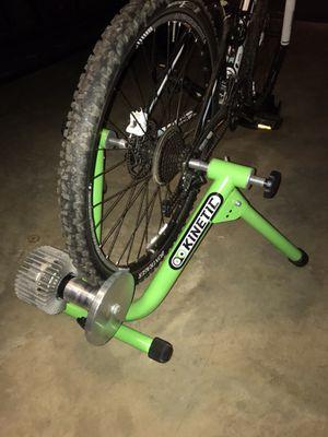 Kinetic Bike Trainer