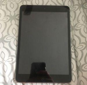 iPad mini 2 (iCloud locked)