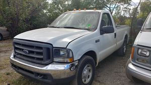 2002 Ford F350 Super Duty gas