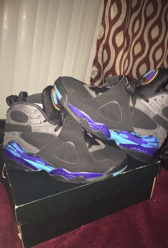 782fdc9fbd4cf2 Jordan Aqua 8 size 9 (Clothing   Shoes) in Indianapolis