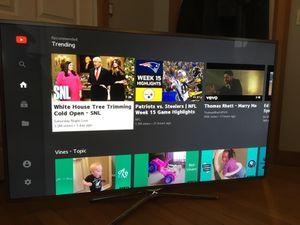 """60"""" Samsung LED- backlit HDTV (excellent condition)"""