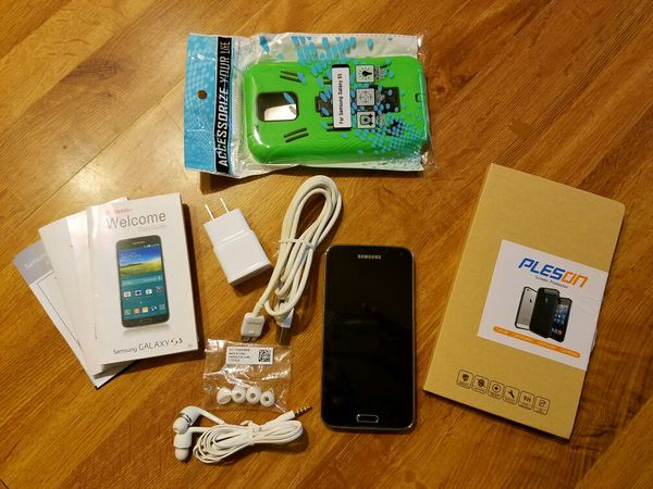 samsung galaxy s5 instruction manual