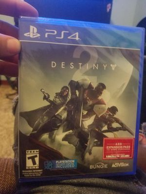 Destiny 2 (brand new) ps4