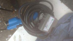 Turbocord portable ev charger 120V/240V dual
