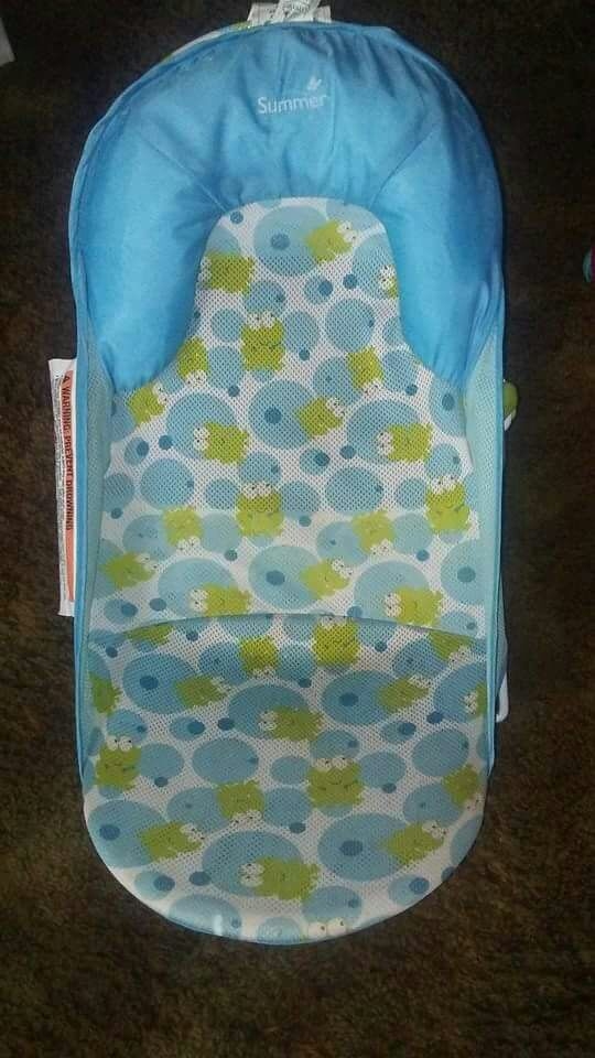 Baby Summer Bath Seat (Baby & Kids) in San Jose, CA - OfferUp