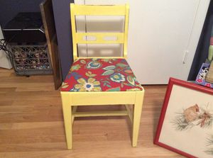 Chair, vintage, great for small desk or vanity