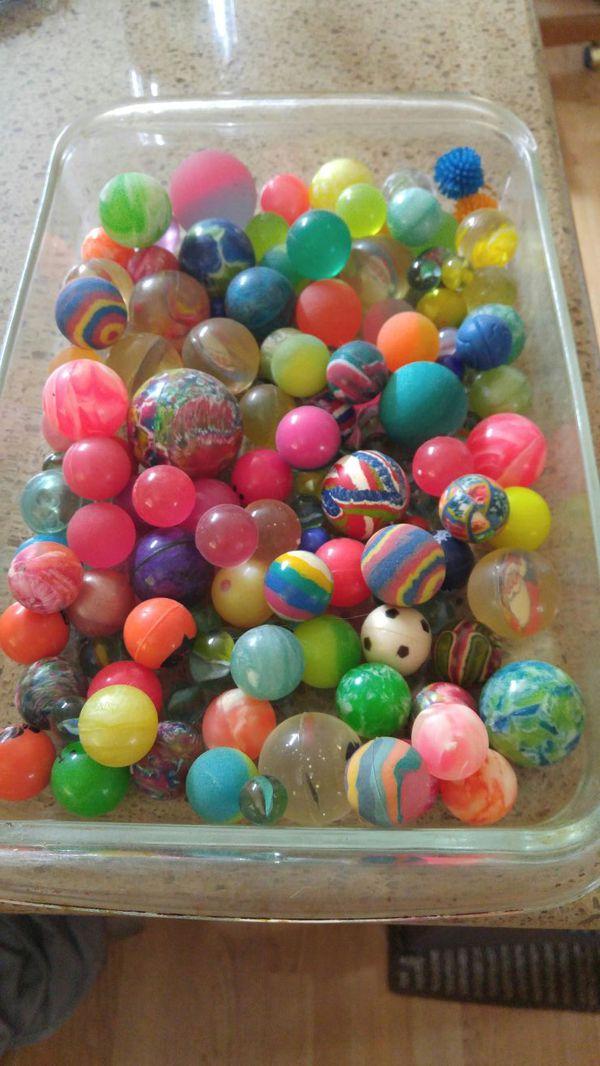 Bouncy Balls Toys 41