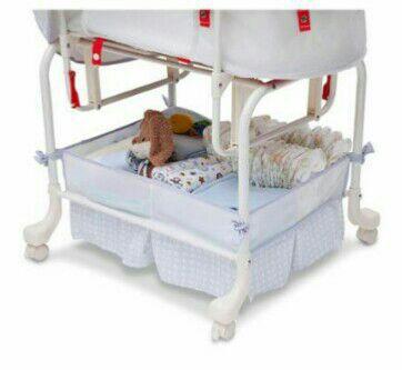 simmons kids beautyrest studio gliding bassinet baby