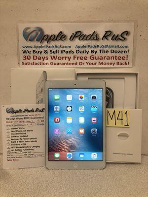M41 - iPad mini 1 16GB