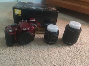Nikon D3300 VR Lens Camera Kit