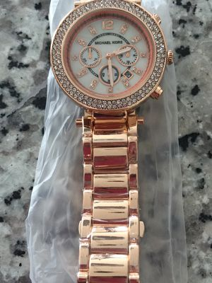 Watch mk new never used