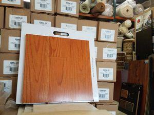 "Solid hardwood 5"" wide Butterscotch color"