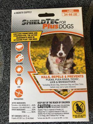 ShieldTec Plus for dogs
