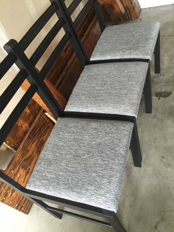 4 chairs furniture in everett wa offerup for Furniture in everett wa