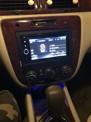 Jvc car tv detachable face