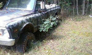 Chevy pickup 4x4