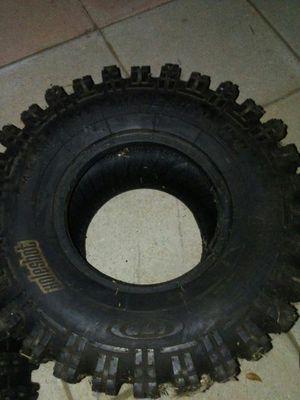 Itp holeshot atv tires
